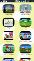 Screenshot of Baby Video (English)