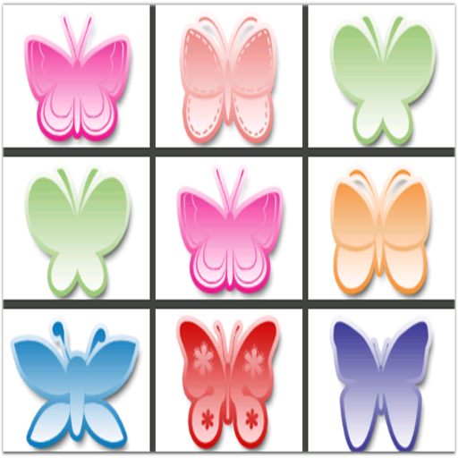 A8 Slot Machine Butterfly LOGO-APP點子