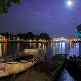Amsterdam Nemo and shipping museum area by Marcel Eringaard - City,  Street & Park  Neighborhoods