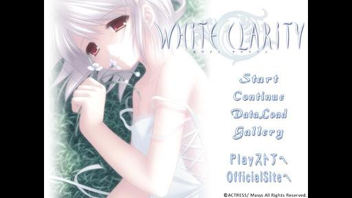 WHITE CLARITY