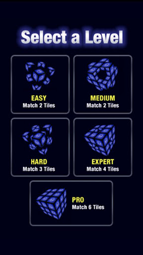 match-cube for android screenshot