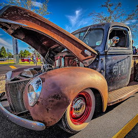 Old Timer by Ron Meyers - Transportation Automobiles