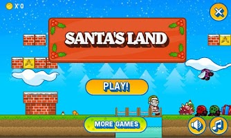 Screenshot of Santa's Land