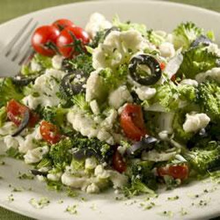 Broccoli Cauliflower Tomato Salad Recipes