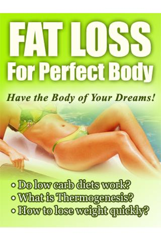 Fat Loss for Perfect Body