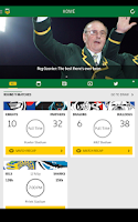Screenshot of Official NRL App 2014