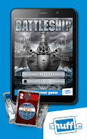 Screenshot of BATTLESHIPCards by Shuffle