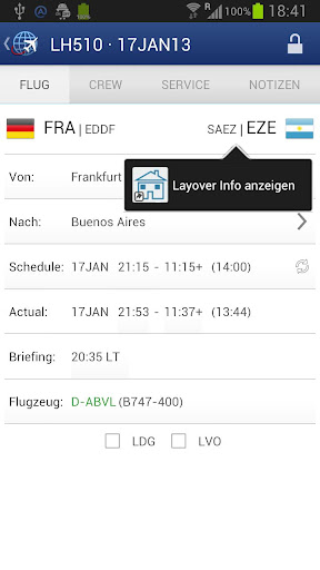 Flitebook - screenshot