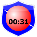 Ball Digital Clock icon