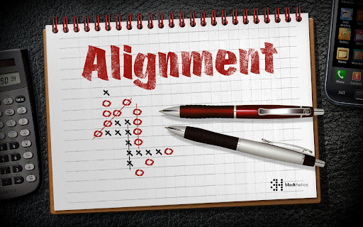 Alignment for Note 10.1