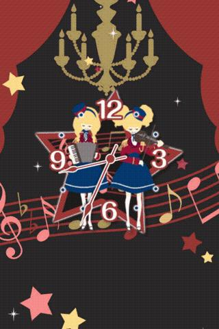 Little Concerto Ni clockWidget