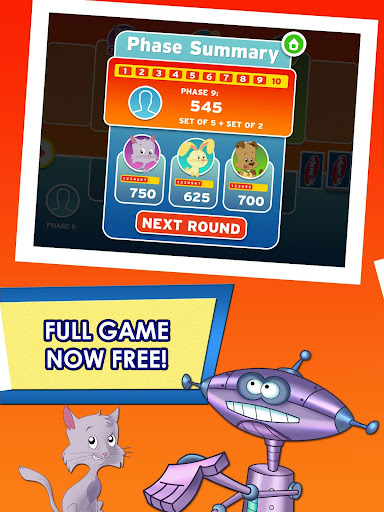 Phase 10 - Play Your Friends! - screenshot