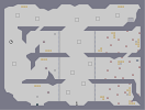 Thumbnail of the map 'Spill in Aisle Three'