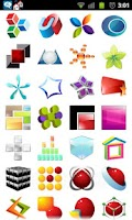 Screenshot of Icon Set E Folder Organizer