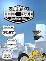 Screenshot of Top Bike Racing Game FREE 3D