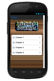 Recover Numbers Free - screenshot