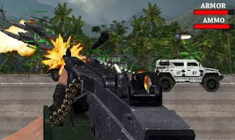 Screenshot of Gun Shooter