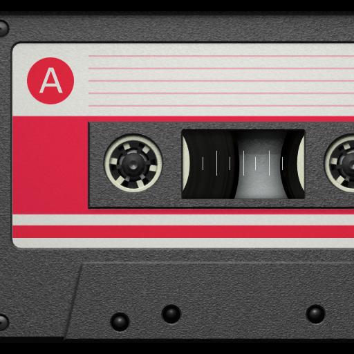 Cassette LiveWallpaper LOGO-APP點子