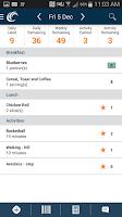 Screenshot of Weight Watchers Mobile UK