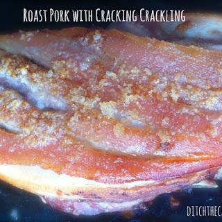 Pork Roast With Crackling Recipes