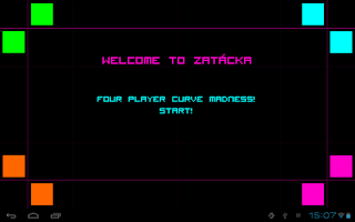 Screenshot of Zatacka Free