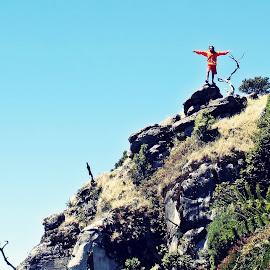 Mount Bawakaraeng by Nazht Tupai Climbers - Sports & Fitness Climbing