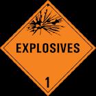 Gefahrgut icon