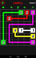 Screenshot of Number Link 2000+