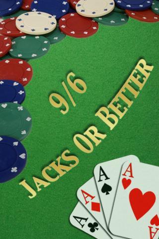 9 6 Jacks or Better Poker