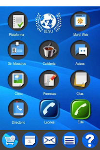 IENU - screenshot