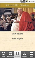 Screenshot of eVotions - Bl. John Paul II