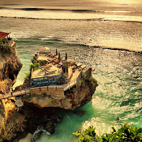 Blue Beach by Mohamad Hafizuddin - Landscapes Travel
