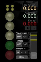 Screenshot of Practice Tree - Drag Racing