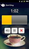 Screenshot of TeaTimer