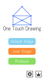 One Touch Drawing by Creation - screenshot