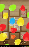 Screenshot of Food Memory Match 4 Kids