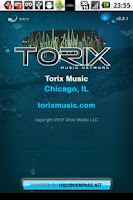 Screenshot of Torix Music