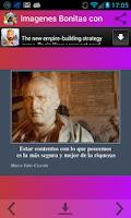 Screenshot of Imagenes Bonitas con Frases 2