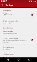 Screenshot of Colombia Notícias
