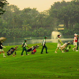lets go by Hengky Lumban Gaol - Sports & Fitness Golf (  )
