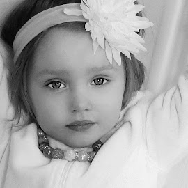 Hands Over Head..Yeah! by Cheryl Korotky - Babies & Children Child Portraits ( a heartbeat in time photography, , black and white, b&w, child, portrait )