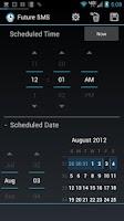 Screenshot of Future SMS Text Scheduler