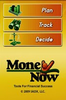 Screenshot of Money Now - Preview