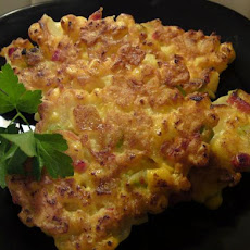 Sweetcorn Fritters (Can Be Weight Watchers)