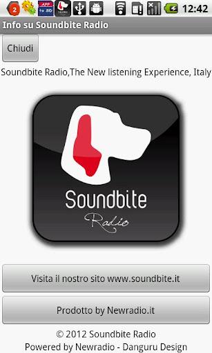 玩免費音樂APP 下載Soundbite Radio app不用錢 硬是要APP