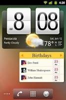 Screenshot of My Birthday Reminder Free