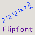 MNRiririjaro Korean FlipFont icon