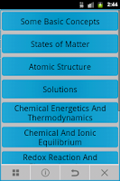 Screenshot of Jee Chemistry Guide