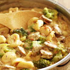 Creamy One-Pot Tortellini