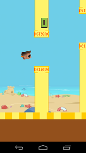 Bieber Bird: Justin Bieber - screenshot
